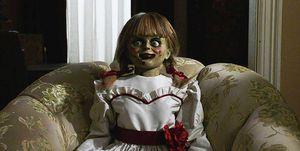 Orden de las películas de Annabelle