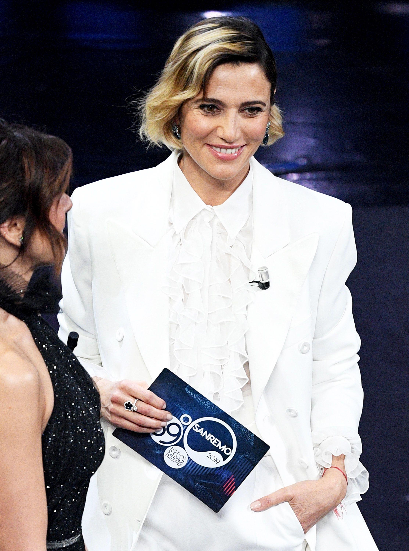 Anna Foglietta la (nostra) donna meglio vestita del Festival di Sanremo 2019