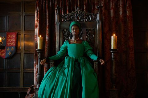 jodie turner smith as anne boleyn