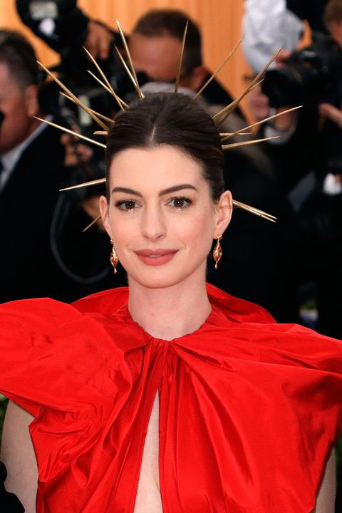 Met Gala 2018 headpieces