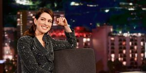 The reason Anne Hathaway is giving up alcohol for 18 years