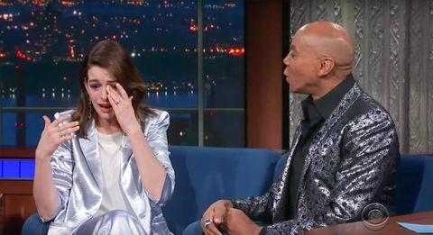 Anne Hathaway Rupaul