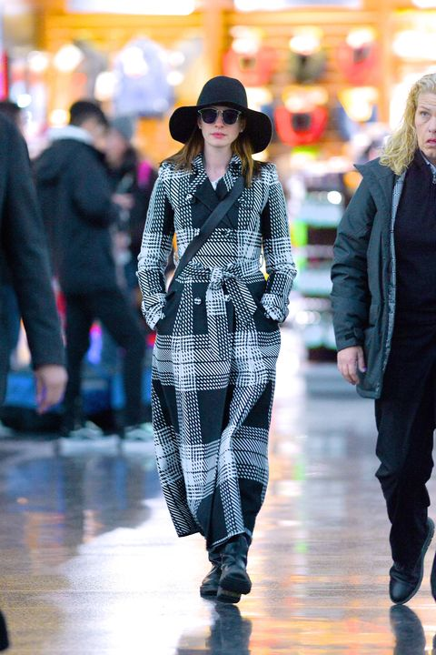 celebrity sightings in new york city   january 21, 2019