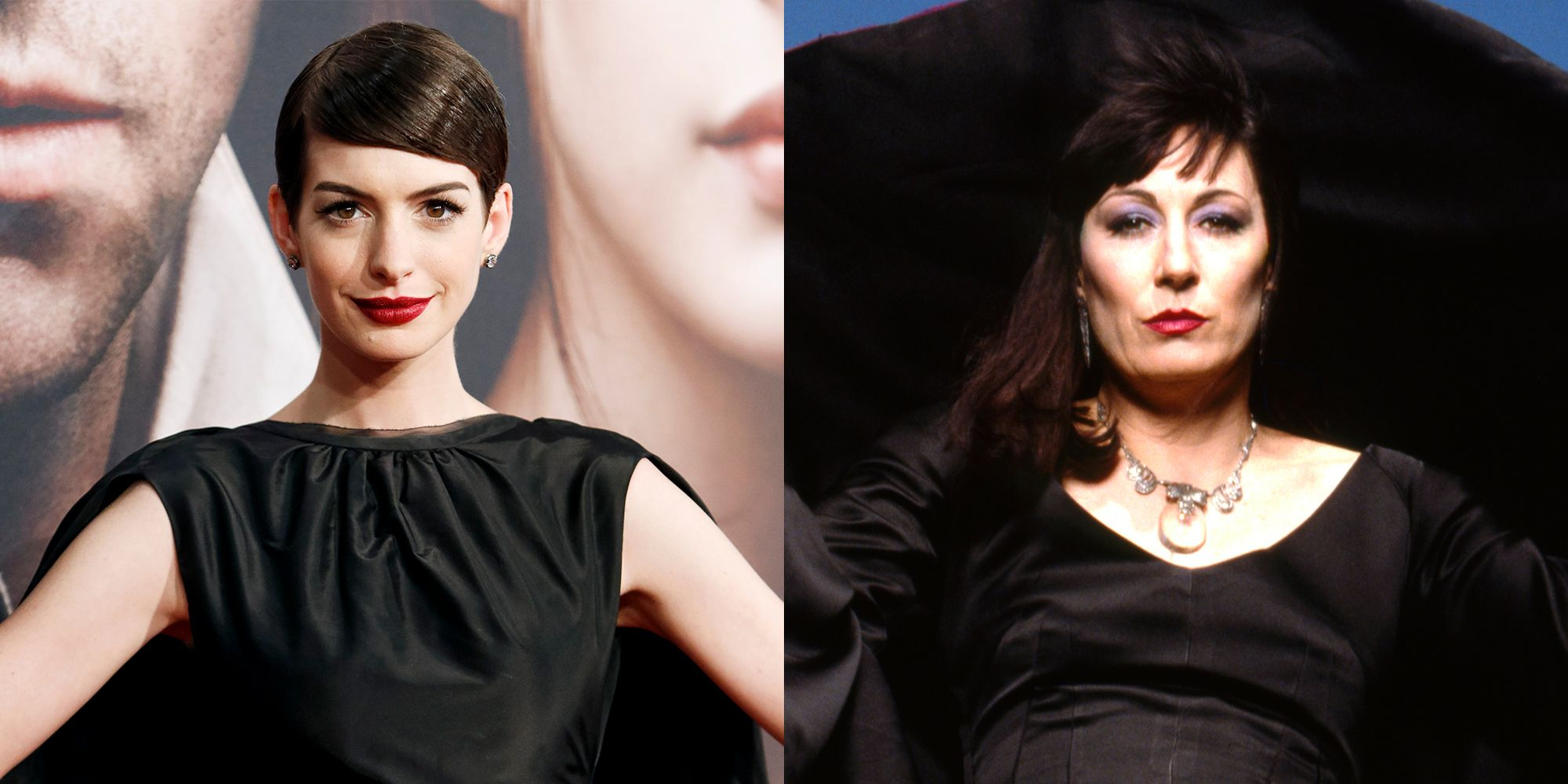 anne hathaway Anjelica Huston the witches roald dahl