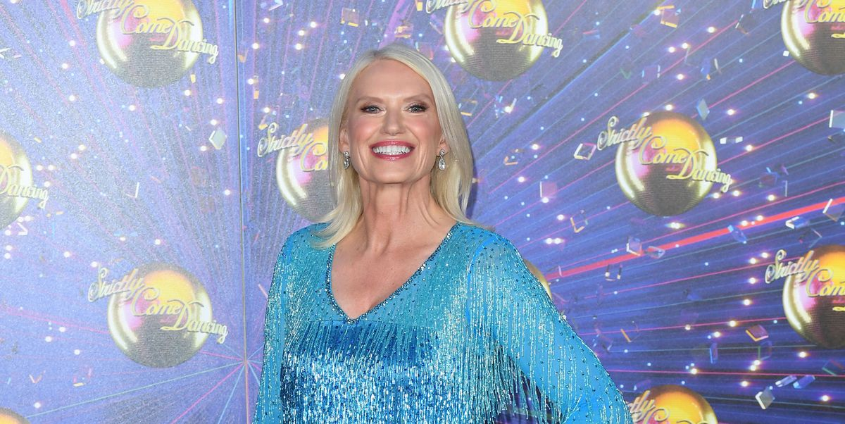 Strictly Come Dancing's Anneka Rice says she had a major injury and experienced depression after show