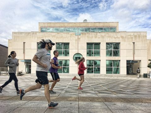 Philadelphia Running Group Chases Down, Catches Thief