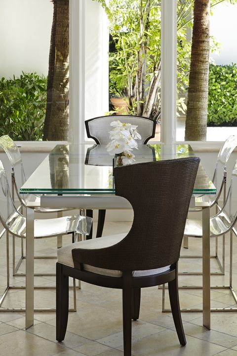 22 Ideas for Styling Acrylic Dining Chairs - Acrylic ...
