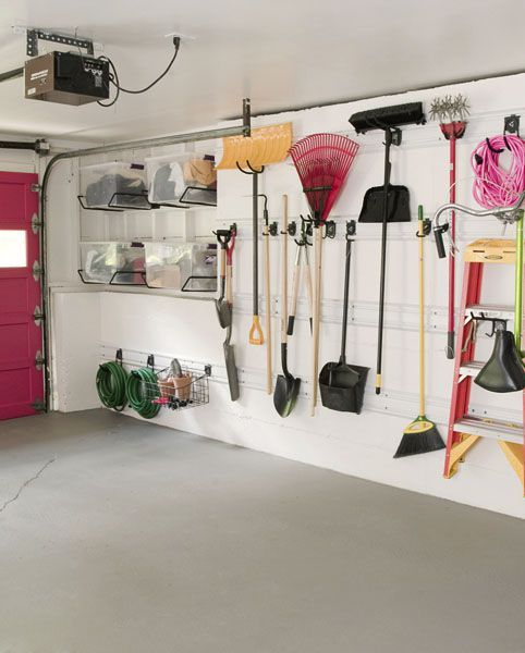 14 smart garage organization ideas garage storage and shelving tips