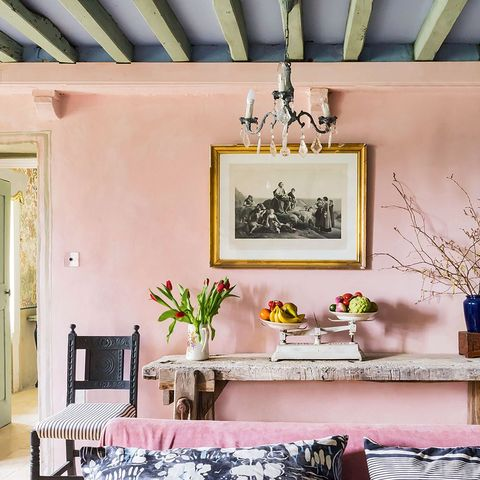 annie sloan's french farmhouse is the ultimate chalk paint transformation