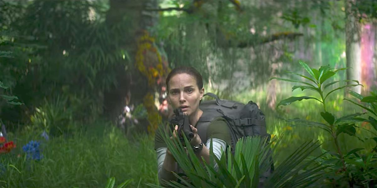 Natalie Portman's New Sci-Fi Thriller Looks Disturbing and Amazing