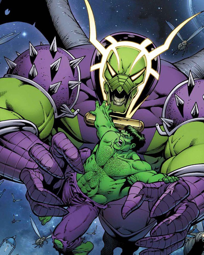 Is Marvel Villain Annihilus in Avengers Endgame?