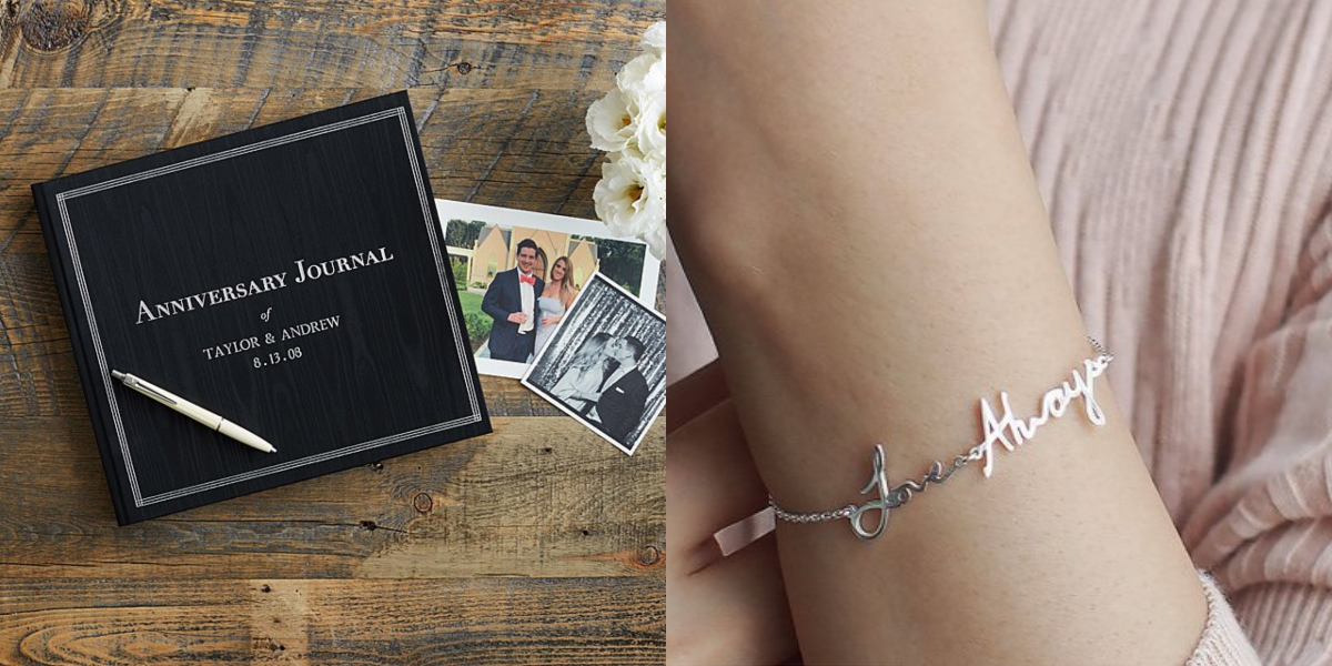 17 Thoughtful Anniversary Gifts She'll Absolutely Adore