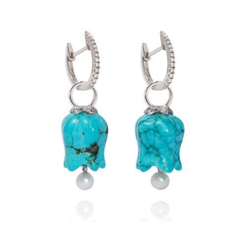 annoushka turquoise earrings