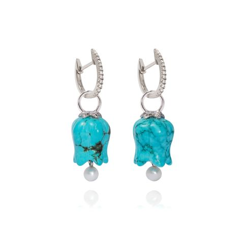 annoushka turquoise earrings