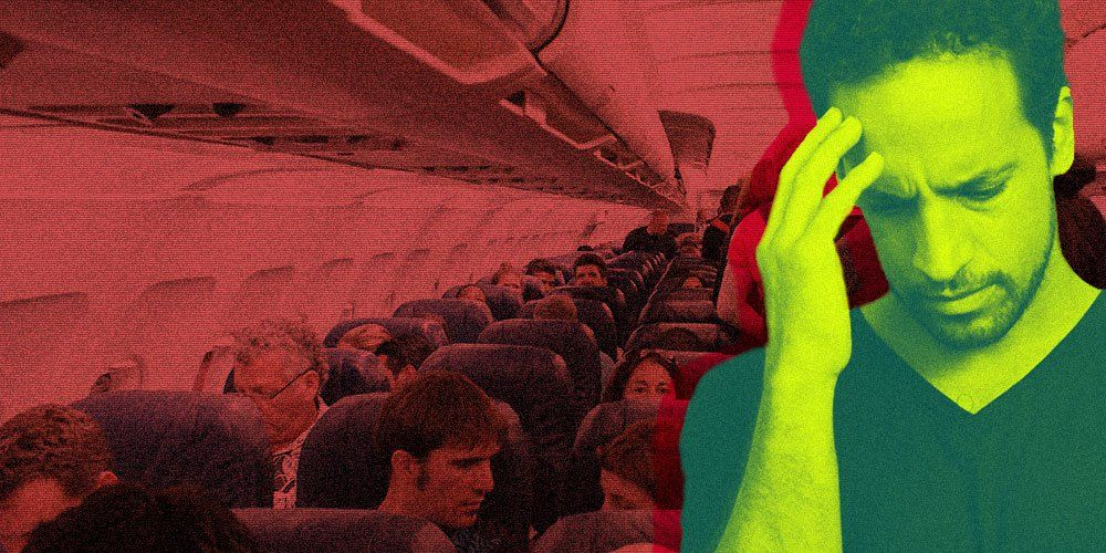 The 8 Annoying People You Meet On Every Flight