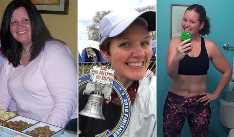 Ann Scanlon how running changed me