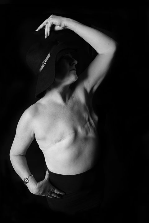 Black, White, Barechested, Shoulder, Muscle, Arm, Black-and-white, Monochrome photography, Standing, Joint,