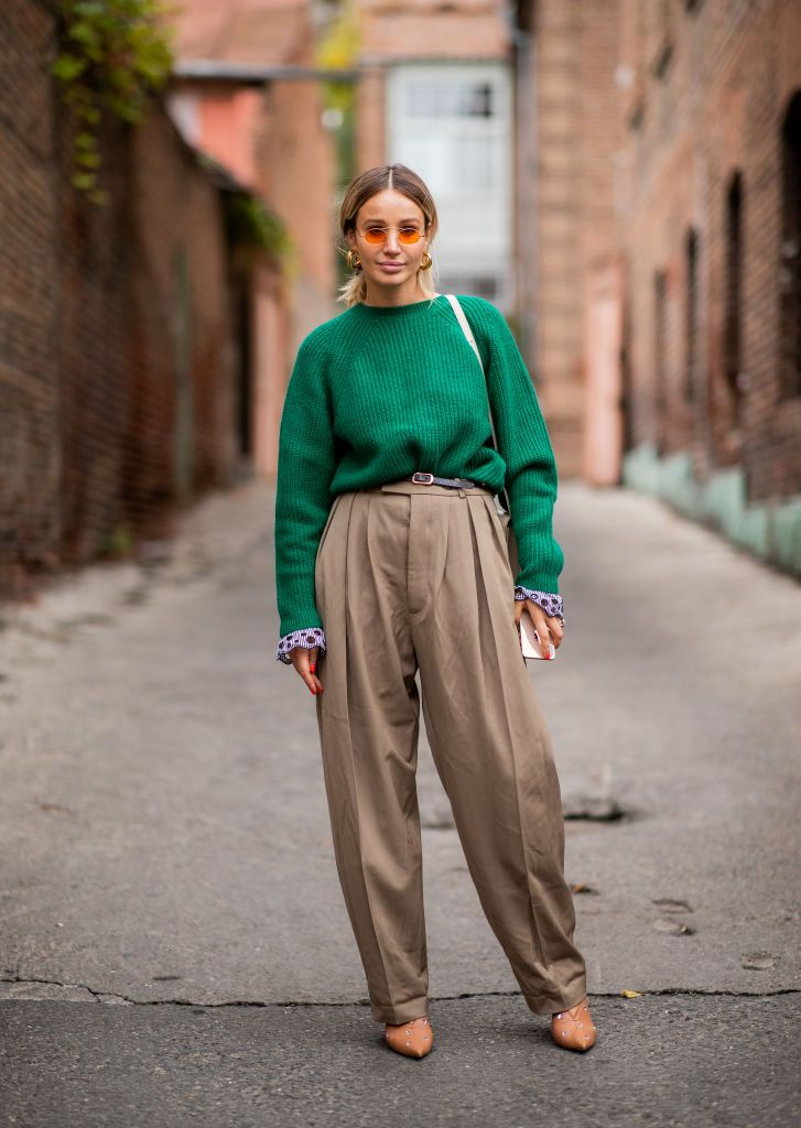 Street Style - Mercedes-Benz Tbilisi Fashion Week - November 3, 2018