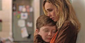 Escena del telefilme francés 'Ansia de vivir'