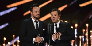 Ant McPartlin, Declan Donnelly, Presenting