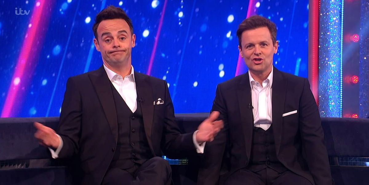 Saturday Night Takeaway fans in stitches over Ant's cheeky Stephen Mulhern comment