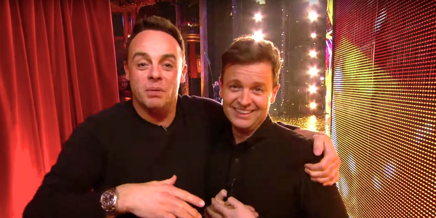 Ant and Dec on Britain's Got Talent (April 20)