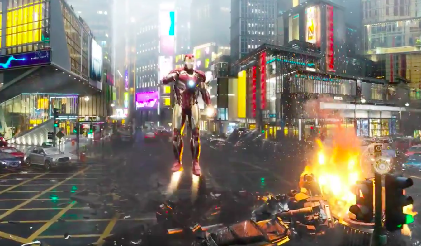 Ant Man And The Wasp Trailer Reveals New Ride At Disneyland