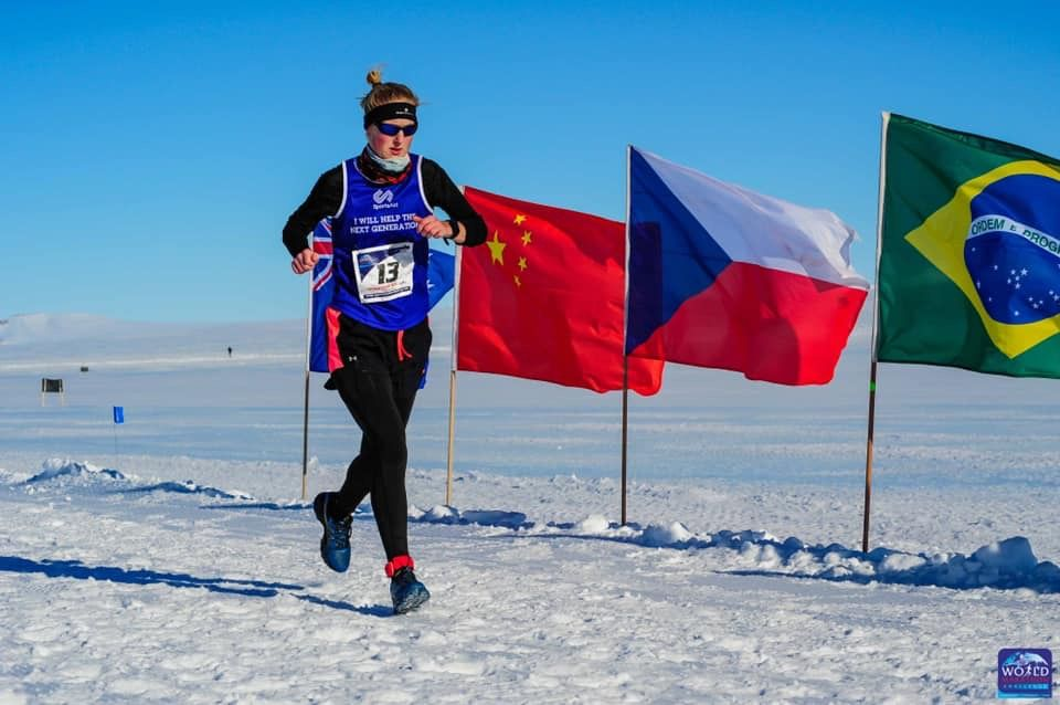 Susannah Gill Smashes World Record for 7 Marathons in 7 Continents in 7 Days
