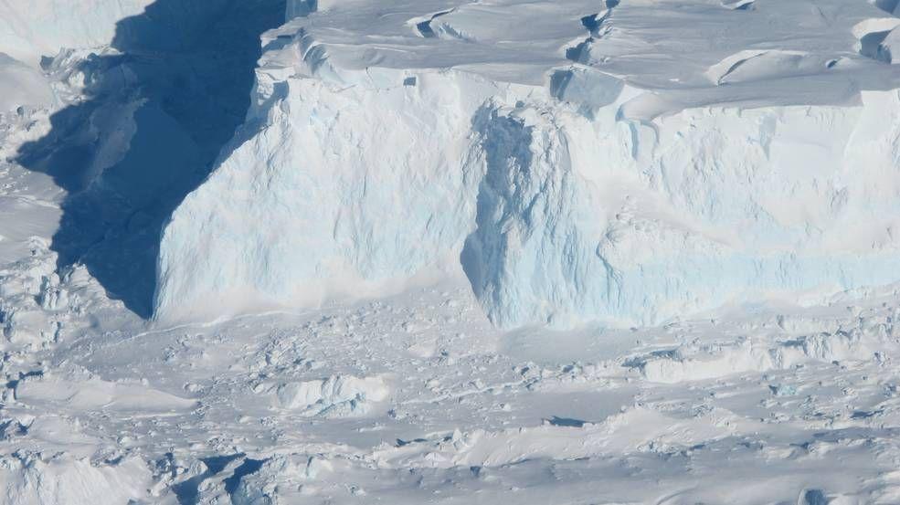 Por fin una noticia buena (o no tan mala) en la Antártida