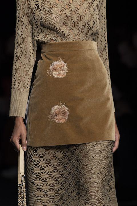 tendenza velluto moda inverno 2020