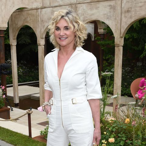 Anthea Turner announces engagement to Mark Armstrong