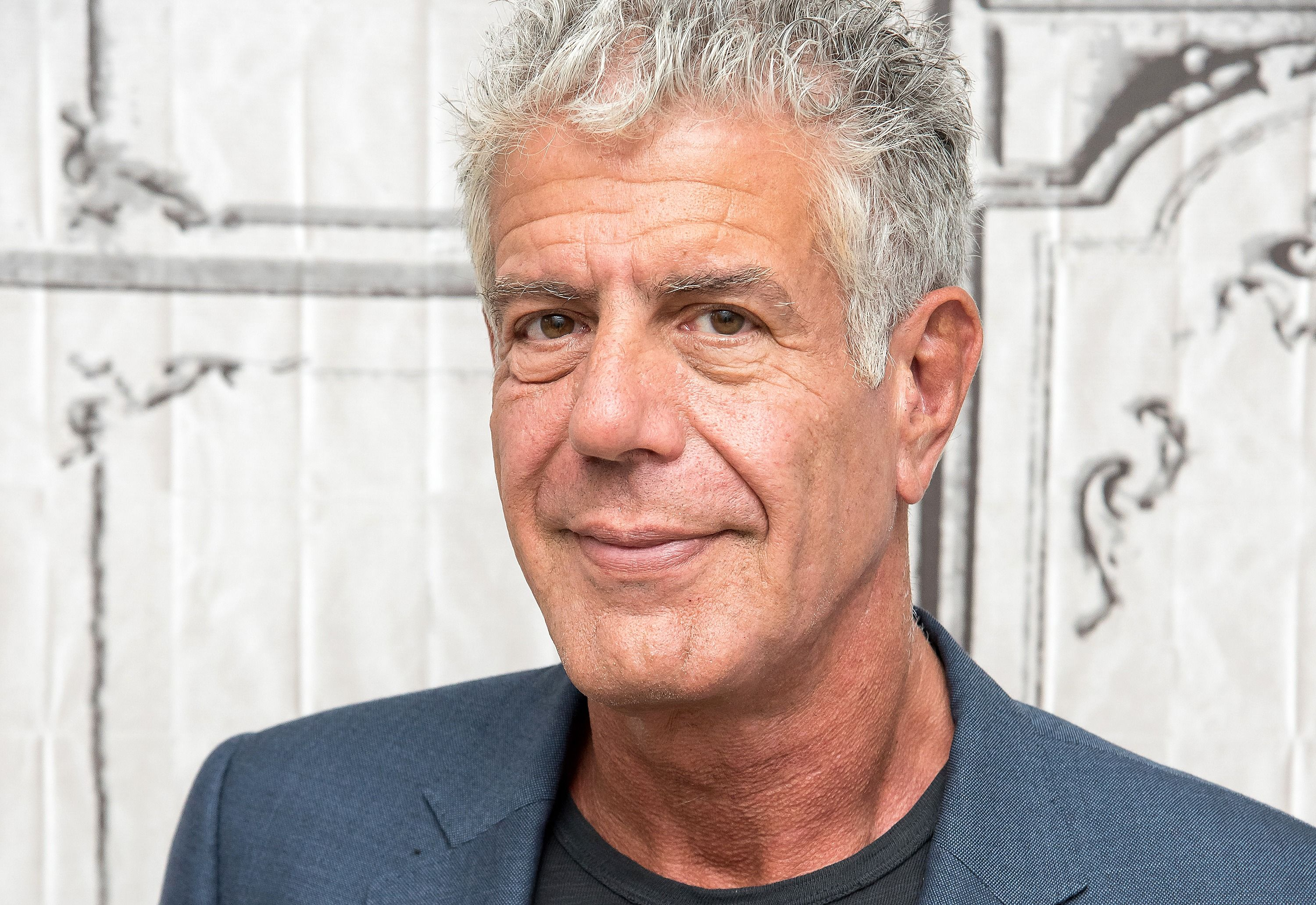 Anthony Bourdain's World Travel: An Irreverent Guide Is Set For Release This Autumn