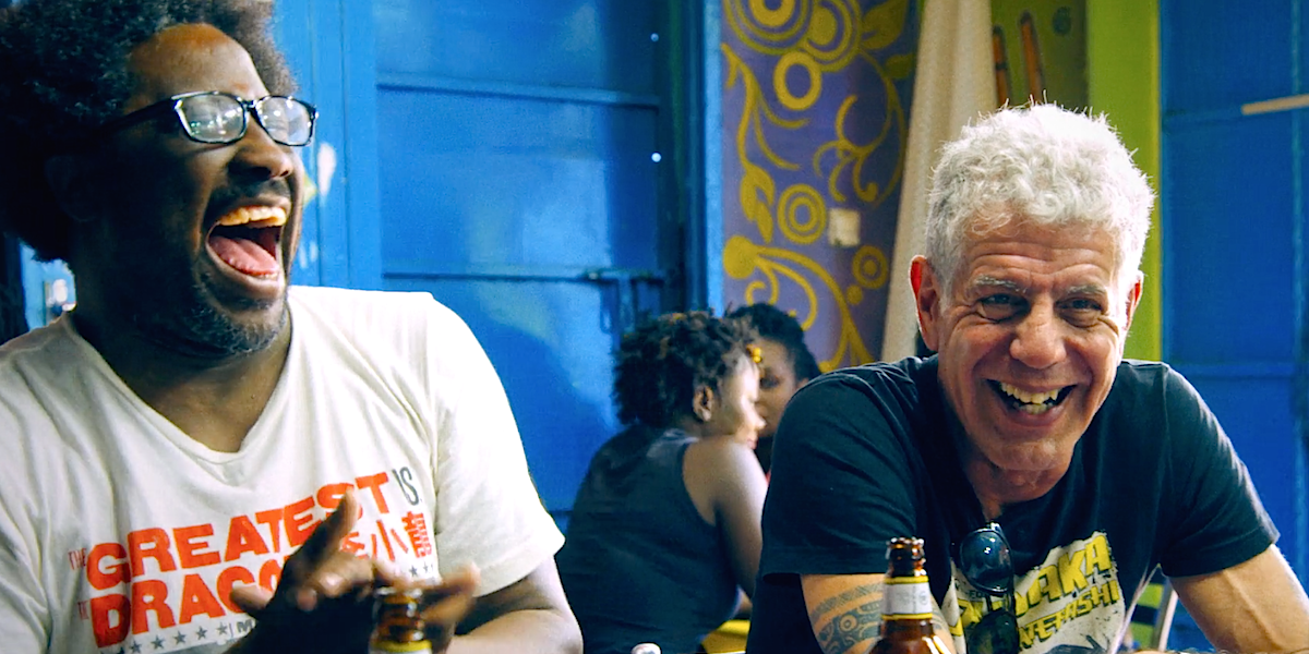 Missing Bourdain cover image