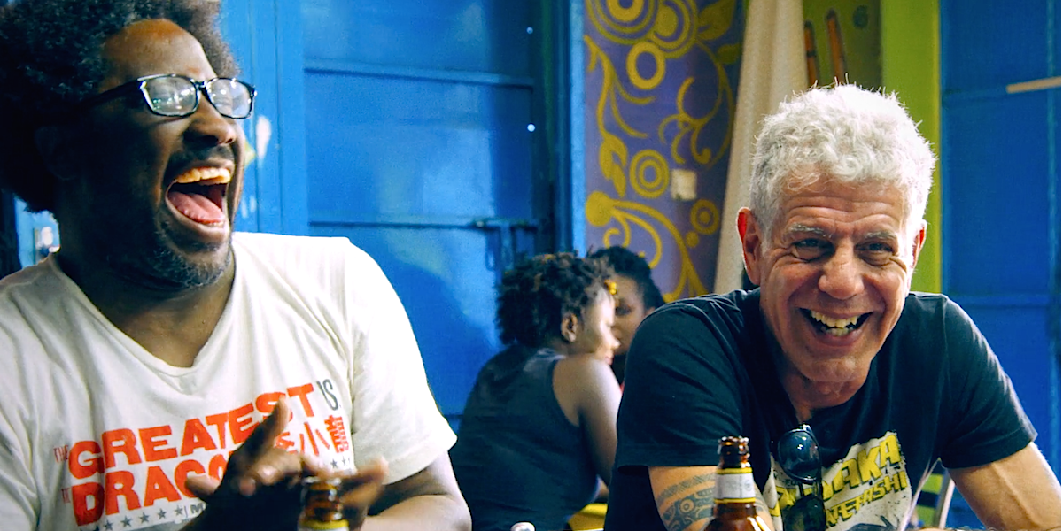 Anthony Bourdain's Final Full Hour of Television Is Just Another Episode. That's What Makes It So Special.