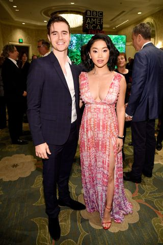Lana Condor On How Noah Centineo Dating Rumors Affected Her Real Boyfriend Anthony De La Terre