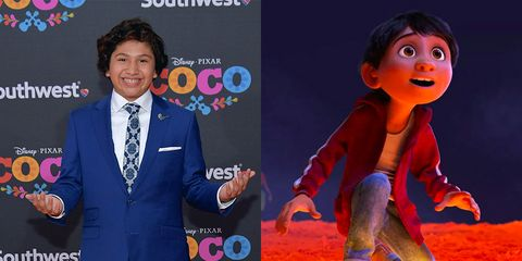 coco characters in real life meet the voices behind coco s all