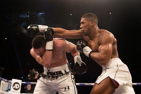 d1870ed1cf Train Like Heavyweight Champ Anthony Joshua - Best Boxing Workout