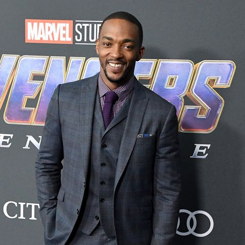 Anthony Mackie, Avengers: Endgame World premiere