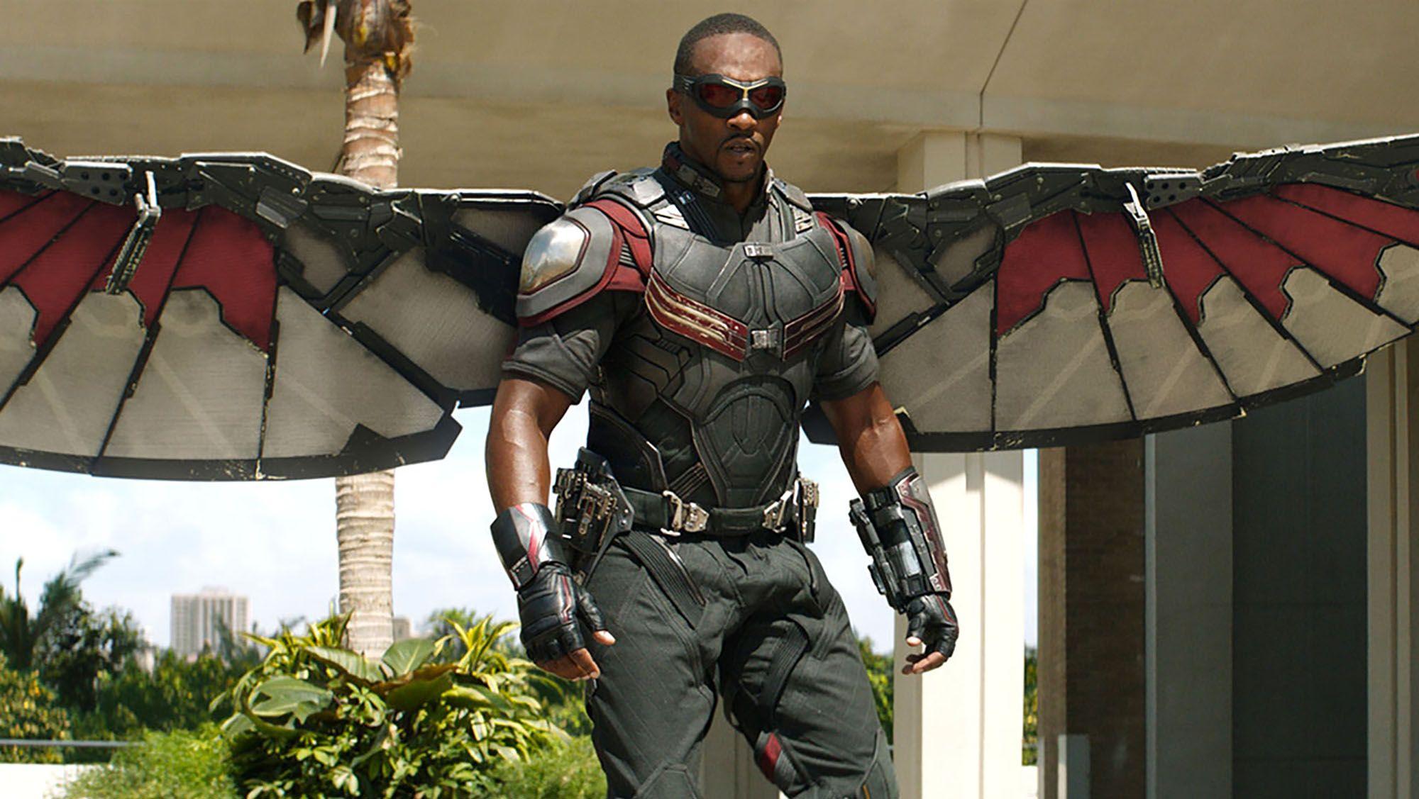 Anthony Mackie hizo una prueba para ser otro personaje de Marvel