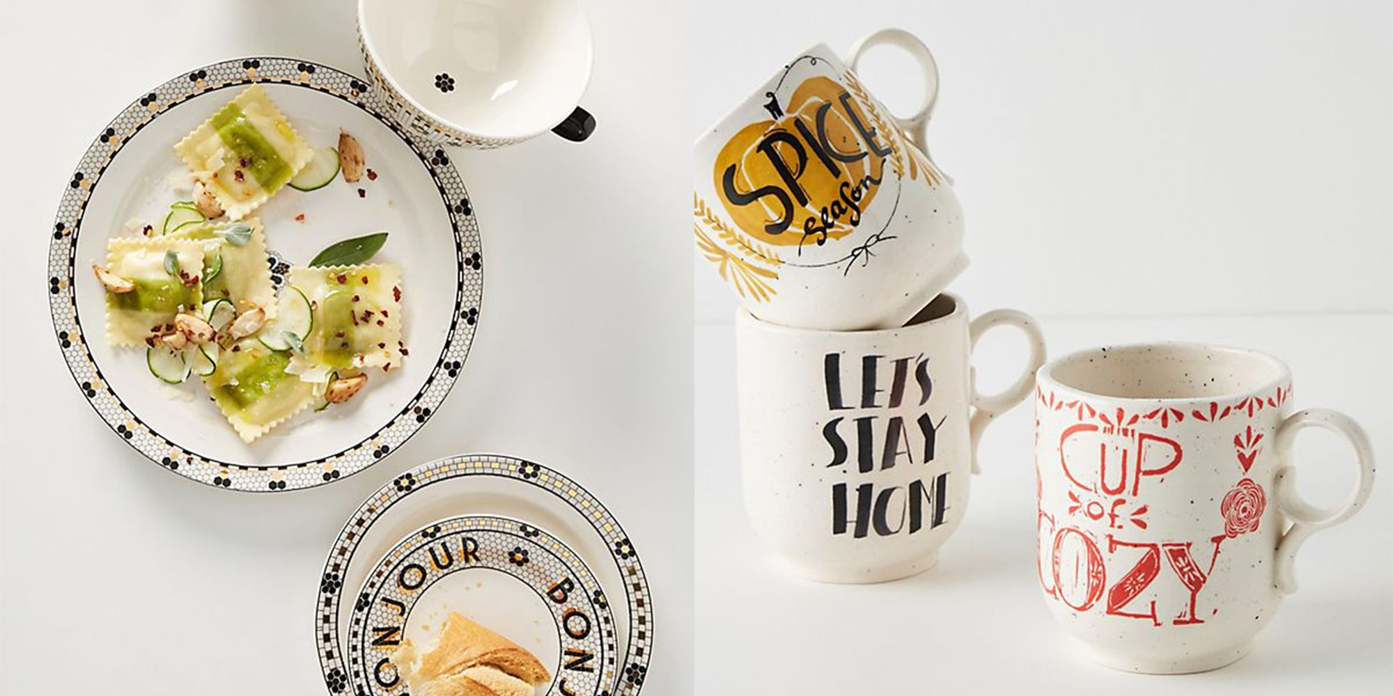 Anthropologie's Fall Kitchen And Dining Essentials Are Here, So Sayonara To Our Next Paycheck