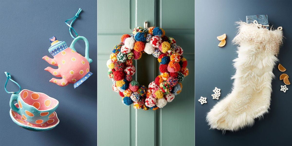 Anthropologie S Holiday Collection Is Here Anthropologie