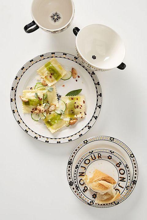 Dish, Food, Dishware, Cuisine, Plate, Ingredient, Tableware, Serveware, Porcelain, Saucer,