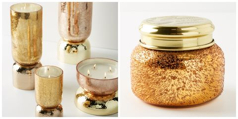 Anthropologie Fall Candle Collection 2018