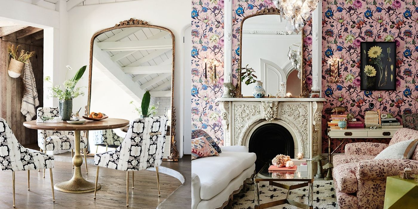 Where To Find Anthropologie S Popular Gleaming Primrose Mirror For Cheap