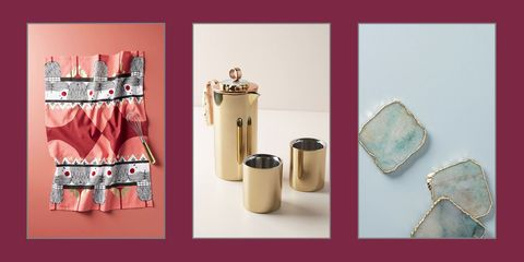 Anthropologie 2018 Gift Collection
