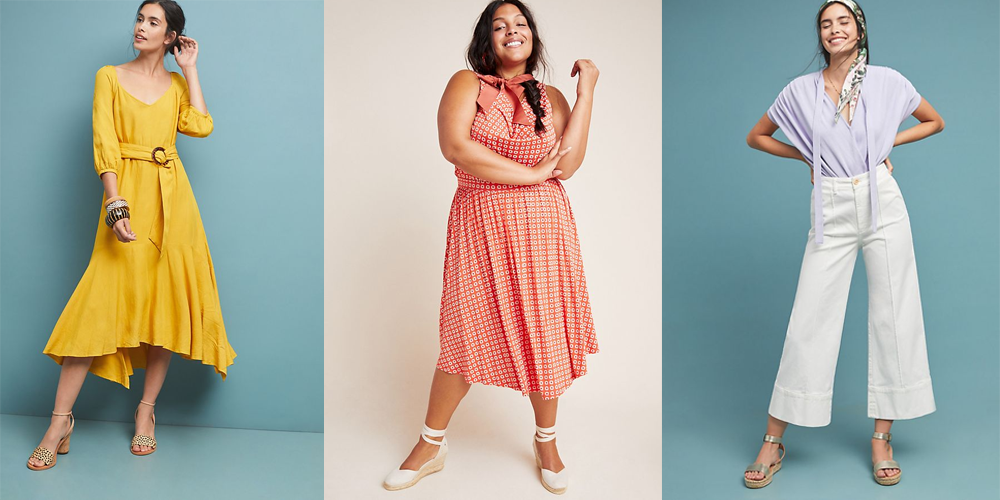 Anthropologie's Summer Tag Sale Has Arrived—Here's What To Buy