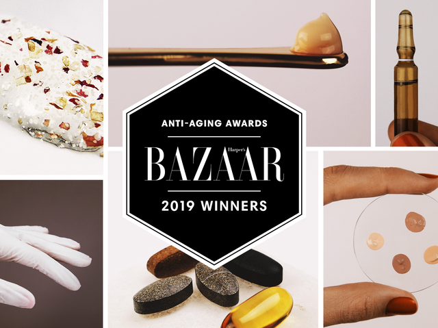 7173da9ef8beb2 Harper s BAZAAR 2019 Anti-Aging Awards - The Best Anti-Aging Products