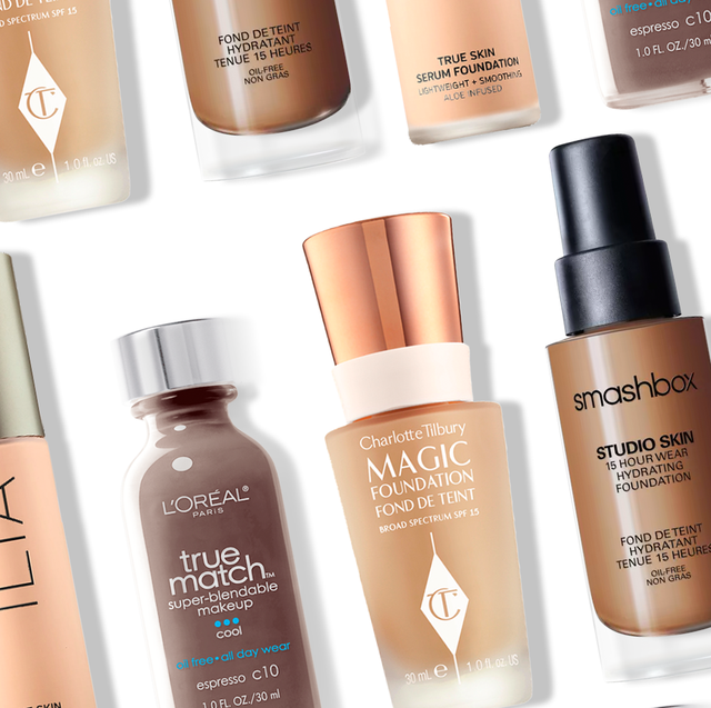 Anti-Aging Foundations for Mature Skin