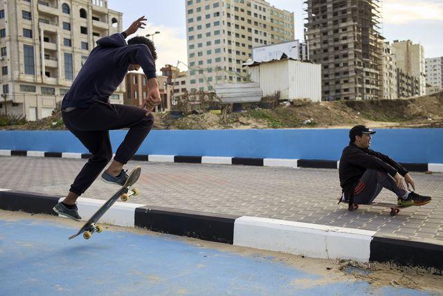 haramba, lo skatepark di gaza costruito da antidoto