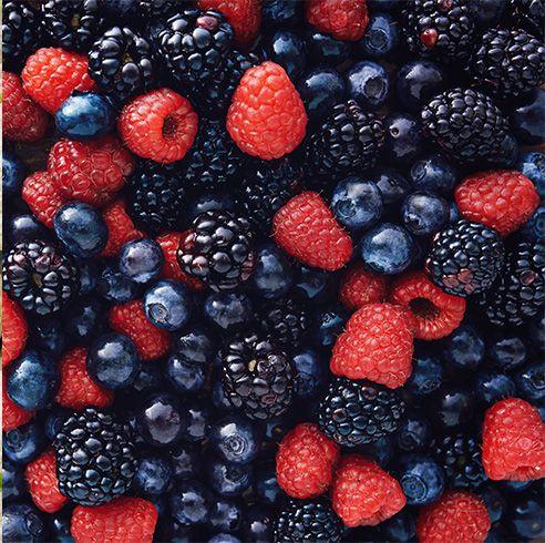 Berries cauliflower anti inflammatory foods